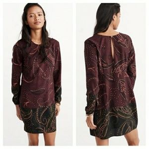 Abercrombie and Fitch Boho Mini Dress